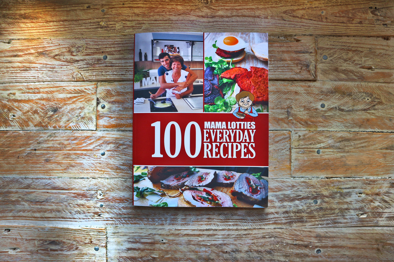 100 Mama lotties everyday recipes
